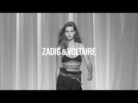 Best looks // Spring Summer 18 Fashion show | Zadig & Voltaire