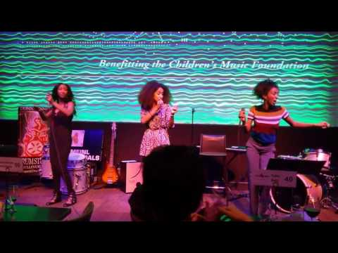 The Eriam Sisters Performing Live at