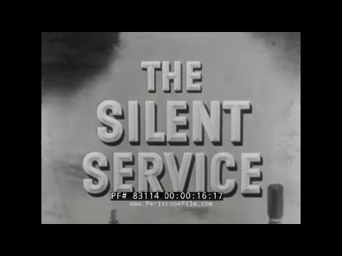 THE SILENT SERVICE TV SHOW  TIRANTE PLAYS A HUNCH  83114