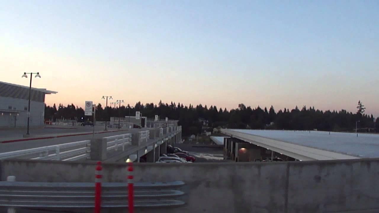 Port Of Seattle Rental Car Shuttle Gillig Advantage CNG