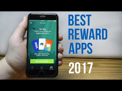 Best Apps to Earn Rewards on your iPhone in 2017 (New List &