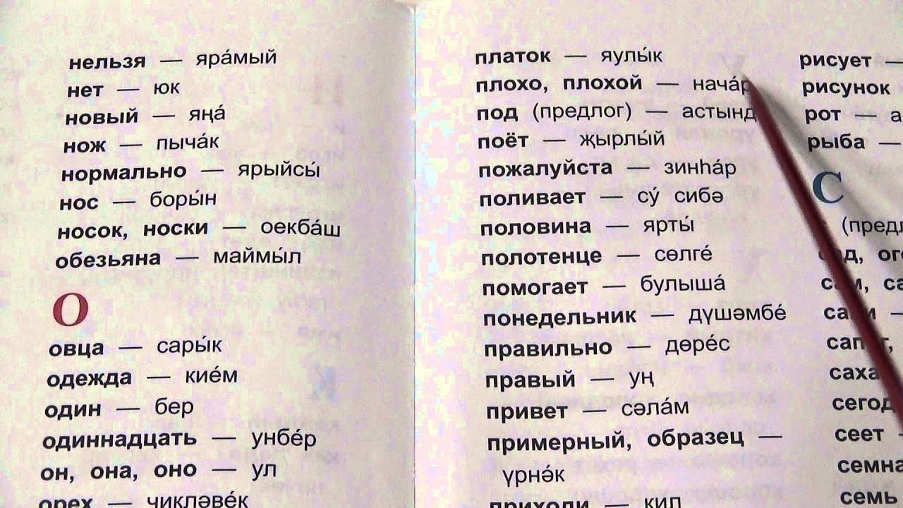 Divar русско татарский переводчик скачать