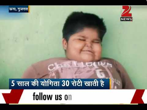Gujarat: Father plans to sell kidney to save his obese child