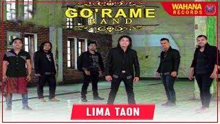 GO'RAME BAND - LIMA TAON | Lagu Batak Terpopuler
