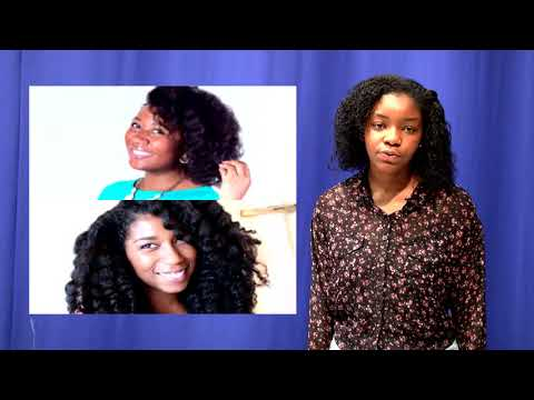 Lessons My Hair Taught Me | Kristen Nichols | Sussex Technical High School