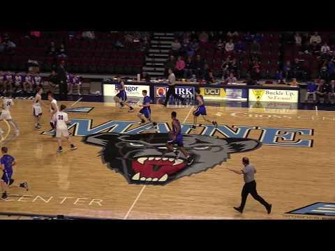 Hermon Hawks Varsity Boys vs John Bapst Memorial High School
