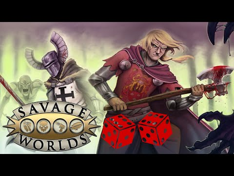 Playing Savage Worlds: Exploding Dice