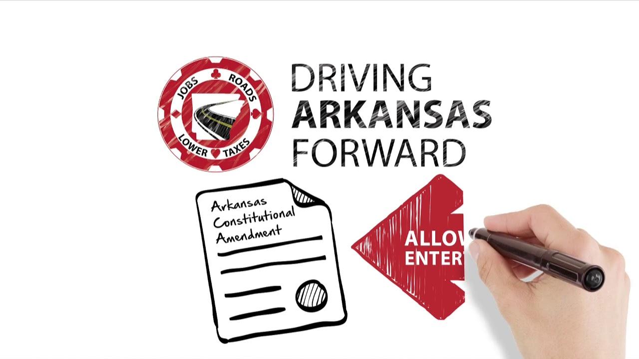 More Jobs – Driving Arkansas Forward