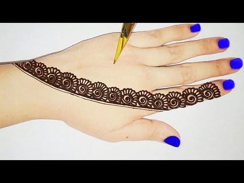 eid new eid mehndi design simple
