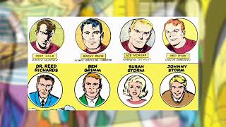 Ep.22. Marvel Controversy (1/ 2) Who created the Fantastic Four?  Kirby vs Stan Lee. by Alex Grand