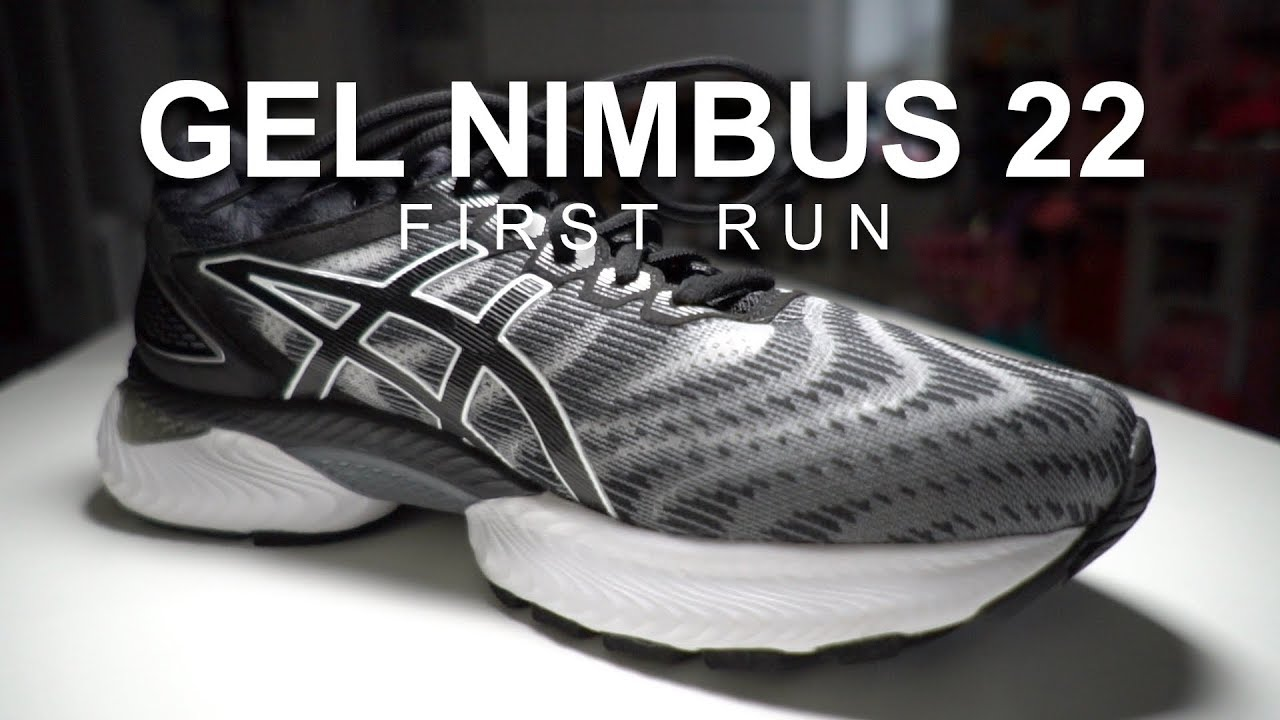 ASICS GEL-Nimbus 22 Review: 3 Reasons This Running Shoe is ...