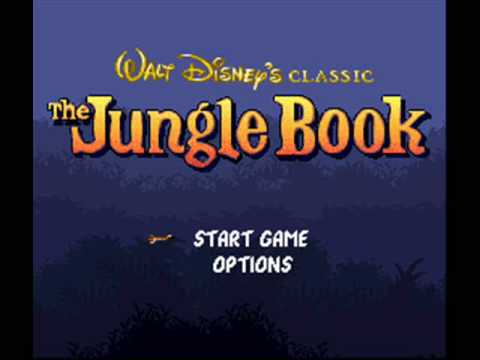 The Jungle Book SNES Level Two Music
