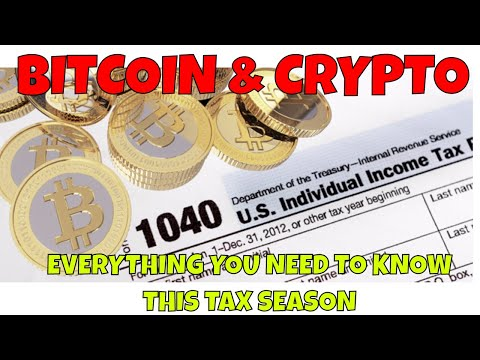 Bitcoin & Cryptocurrency Taxes in a Nut Shell | Capital Gains, Crypto Tax Fairness Act & More