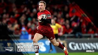 Guinness PRO14 Round 12 Highlights: Munster Rugby v Leinster Rugby