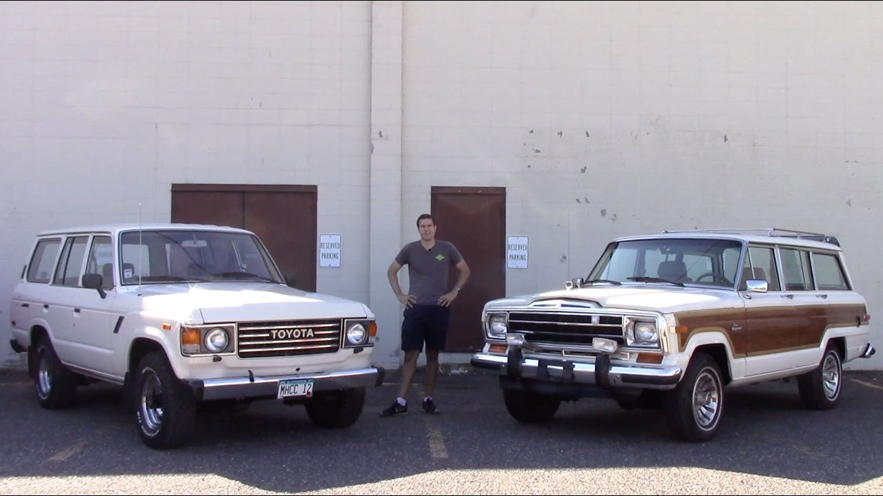 Here\'s Why Old SUVs Are Shooting Up in Value - YouTube