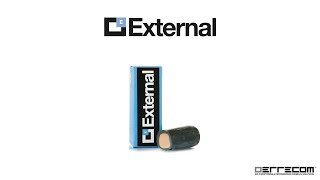 External leak stop for refrigerant gas leaks up to 5 mm | EXTERNAL ERRECOM