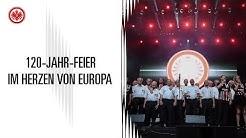 120-Jahr-Feier: Im Herzen von Europa