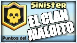 EL CLAN MALDITO-CREEPYPASTA CLASH ROYALE-Nefi 56