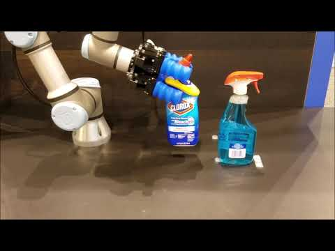 Automate 2017 - Various Types of Industrial Robotics - Chicago Illinois