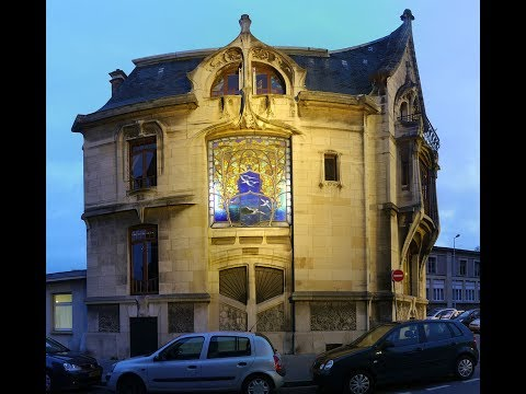 Nancy school - Art Nouveau