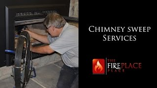 Chimney Sweep Services Atlanta | The Fireplace Place