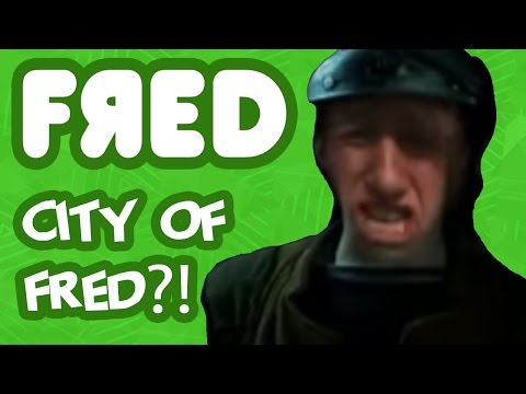 "City of Ember parody – ""City of Fred"""