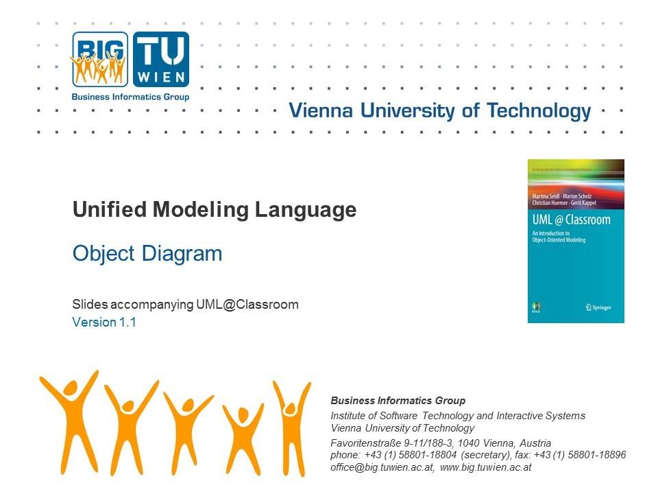 MOOC UML #3: Object Diagram - YouTube