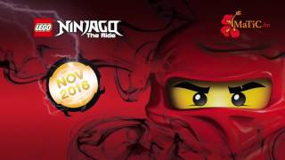Ninjago Ride Di Legoland Malaysia
