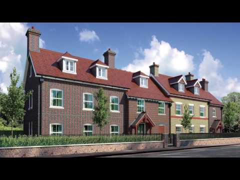 Fleur-de-Lis Wantage: About the Development