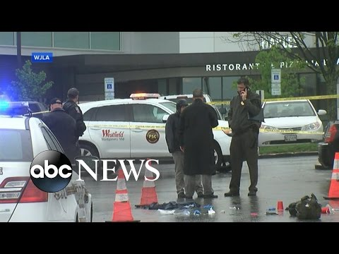 Maryland Mall Shooting | 3 Shot, Suspect Remains at Large [BREAKING NEWS]
