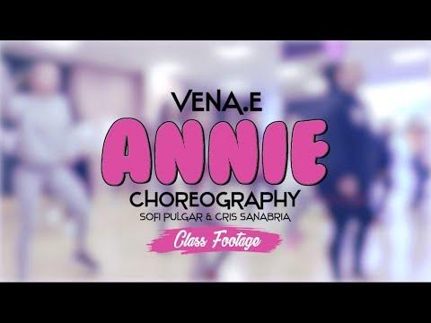 Annie - Vena.E | Cris Sanabria & Sofi Pulgar Choreography | Kids Class Footage