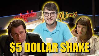 FILM RECIPE | $5 DOLLAR SHAKE IN PULP FICTION (1994)