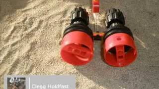LEGO Carrera de vainas en Mos Espa (Stop Motion)