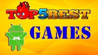 ТОП 5 лучших новых бесплатных игр на Андроид 2016   drintik