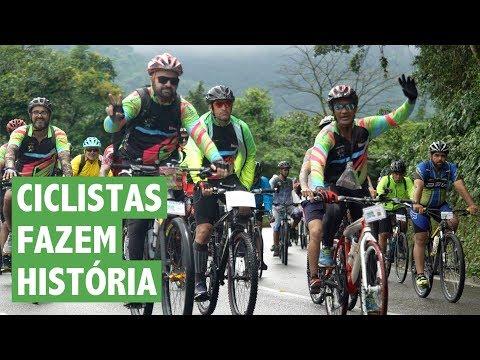40 MIL CICLISTAS NO PEDAL ANCHIETA 2018