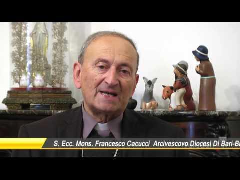 SPECIALE INTERVISTE: S. ECC. MONS. FRANCESCO CACUCCI 2015