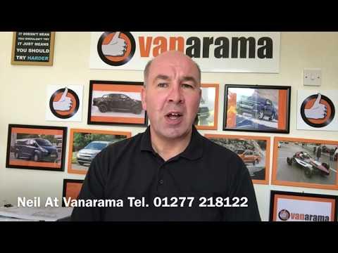 Van Leasing - Can You Sign Write Your Van - Vanarama van Signwriting