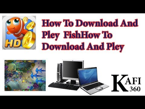 How To Download And Play  Fishing Joy For PC