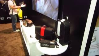 JMGo Smart Theater S1 Pro Laser TV Projector - CES 2017, LVCC Tech East, Las Vegas, NV
