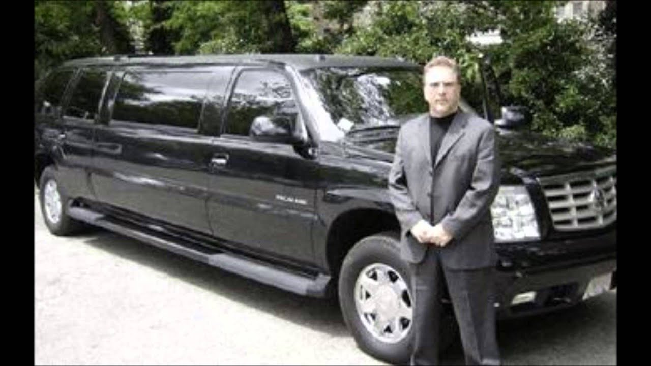 ronnie the limo driver youtube