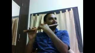 narumugaye sasivadane played using a flute (instrumental)