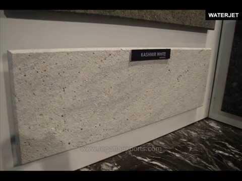 Kashmir White Granite Finishes | Granite Suppliers India