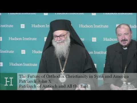 The Future of Orthodox Christianity in Syria and America