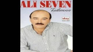 Ali Seven - Sevdiğime Pişman Ettin