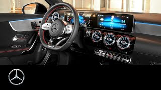 Mercedes-Benz A-Class (2019): H๐w to Preset a Radio Station