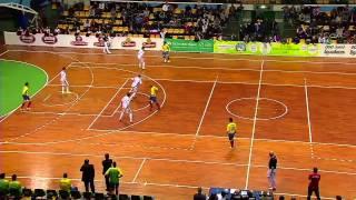 Reviva la goleada de Colombia a República Checa en el Mundial de Fútbol de Salón