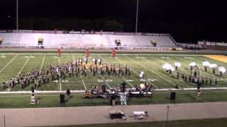 2013  PCHS -The Embrace: From Daylight to Darkness