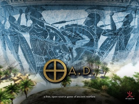 Games Linux 0AD A free, open-source game of ancient warfare