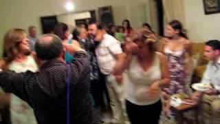 CHALET LEBANON RODNEY'S PRE-WEDDING PARTY...