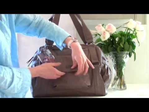 Vanchi Fleetwood Carryall Review | Nappy Bags Australia